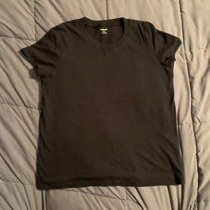 Madewell Tshirt black